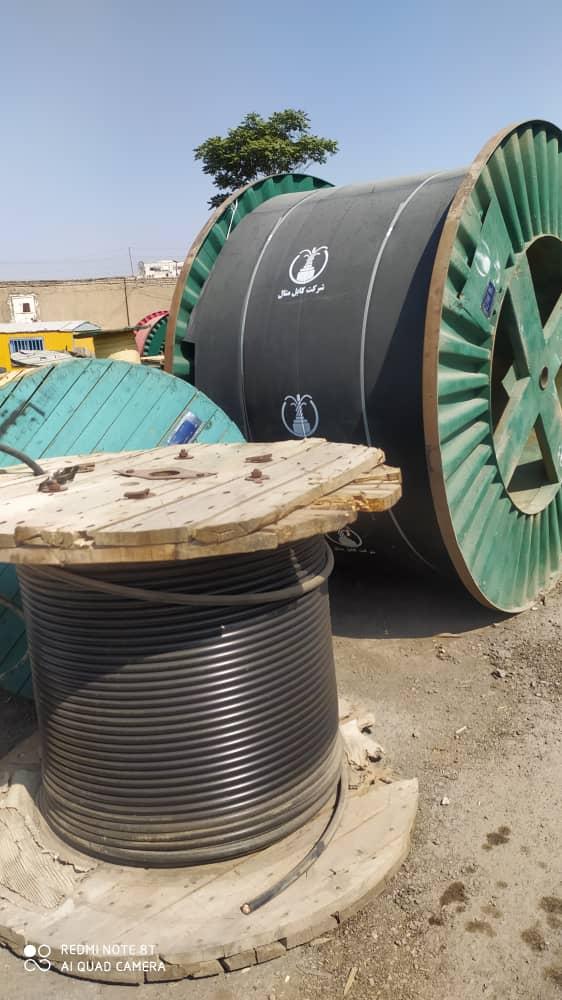 کابل برق ۱۶×۲ آلومینیومی در تهران