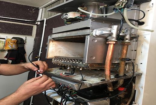 بهترین تعمیرات تعمیرات پکیج در تهران
