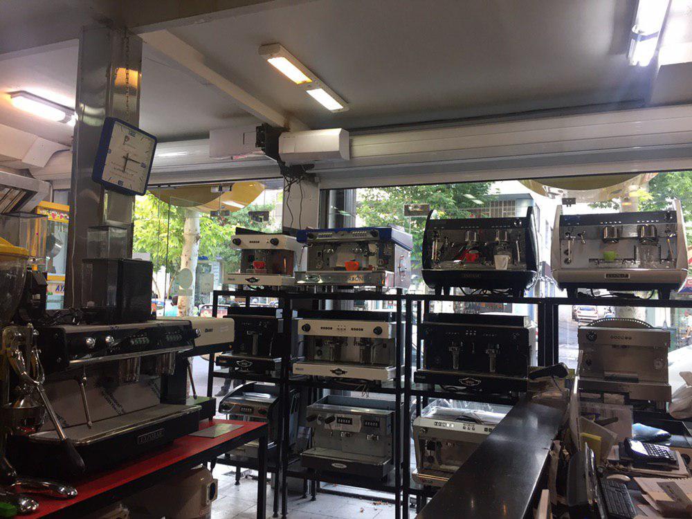 تجهیزات آشپزخانه صنعتی پاسارگاد شیراز