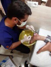 کلینیک تخصصی زخم کیا بابلسر