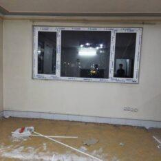 تولید انواع درب پنجره دوجداره