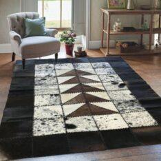 مرکز تولید و پخش با کیفیت ترین قالیچه های چرم-فرش چرم
