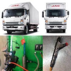 تعمیر سوزن کامیونت های:الوند،جک،فاو