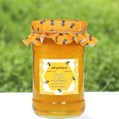 فروش ویژه عسل گون ۱۰۰% اصل و طبیعی با ساکاروز ۰.۵%
