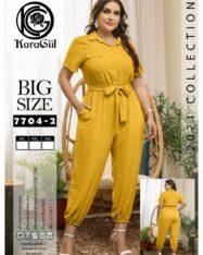 لباس زنانه سایز بزرگ از سایز ۴۶ تا ۵۸